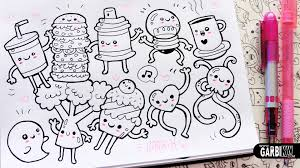 10 little drawings for your doodles easy and kawaii drawings