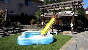 inflatable above ground pool slide. OriginalViews: Inflatable Above Ground Pool Slide D