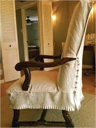 diy dining room chair covers dining chair slipcovers photo how to make a dining room chair