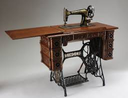 refinishing an antique sewing machine table by glenn huovinen lumberjocks woodworking munity