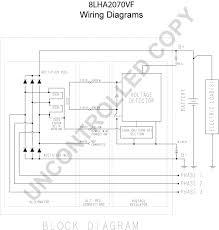 prestolite leece neville 8lha2070vf wiring diagram