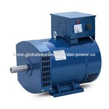 ac generator motor. China Power Generator Without Engine 50kW Brush AC Alternator/STC Ac Motor