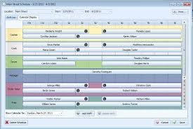How To Make Schedules For Employees Employee Scheduling Pro 1 0 26 0 Download