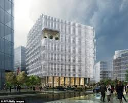 Image result for american embassy in london images