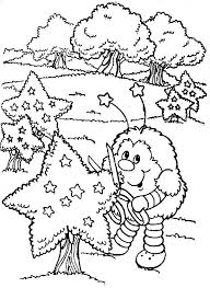 Small Picture 38 best Rainbow Brite Coloring Pages images on Pinterest Rainbow