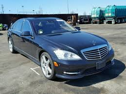 Mercedes salvage yard in los angeles, california with. 2010 Mercedes Benz S550 For Sale Ca Los Angeles Mon May 15 2017 Used Salvage Cars Copart Usa