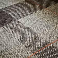 magnificent plaid area rug heathered plaid wool rug heather gray west elm