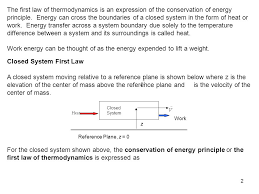 Chapter 4 Energy Analysis of Closed Systems Study Guide in ...