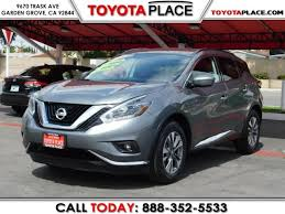 pre owned 2018 nissan murano sv