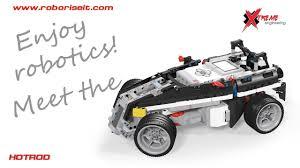 Nxt Battle Bot Designs A Super Cool Hotrod Ev3 Robot With Steering Motor Front