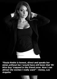 Kezia Noble Dating Coach   Dating Coach London UK dating coach for men