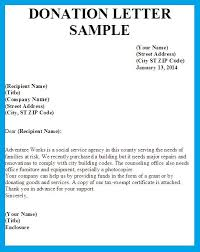 Donation Letter Samples Free Printable Donation Letters Wow Com Image Results Benefit