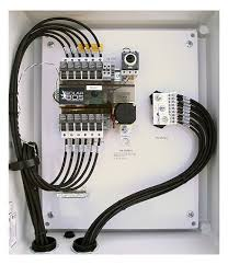 what is a combiner box? combiner box vs junction box at Combiner Box Wiring
