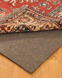 naturalarearug premium felt rug pad earth friendly provides extra thick is safe for all floors
