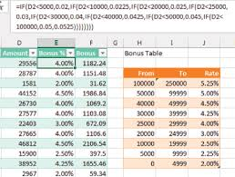 Excel Replacing Nested If Statements With Vlookup Strategic Finance
