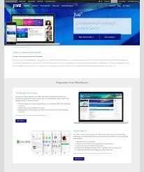 Jive Org Chart Jive Software Website On Behance
