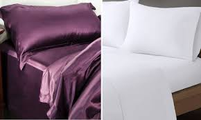 Satin vs. Cotton Sheets: 4 Key Differences - Overstock.com