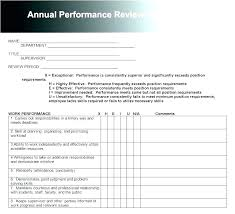 Quarterly Performance Reviews Template Sales Appraisal Free