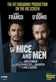 of mice and men 2014 imdb of mice and men poster