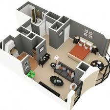 design decoration single bedroom apartments best 25 studio loft