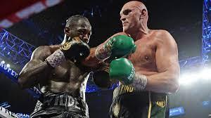 Tyson Fury vs. Deontay Wilder 3: Fight ...
