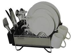Space Saving Dish Rack Furniture Home Rubbermaid Dish Rack Target 1 Corirae