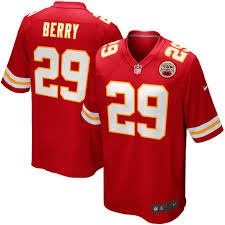 Jersey Berry City Red Game Nike Eric Chiefs Team Kansas Youth Color|Around The NFL