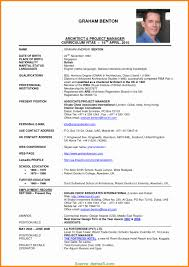 Project Management Curriculum Vitae Samples Luxury Fresh Project
