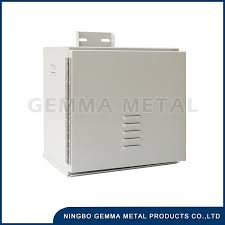 reasonable for stamping electric meter metal parts oem sheet metal case fabrication with bending welding and painting gemma