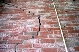 Warning Signs Of Foundation Damage - Exterior brick repair