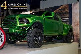 Coolest Trucks of SEMA 2015 | 4Wheel Online Blog - Automotive News