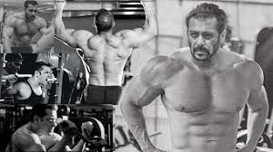 Salman Khan's CRAZY <b>Gym Workout Fitness</b> B0DY Building ...