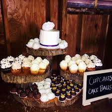 cupcake stand 3 tier natural wood ms events charlottesville s wedding and event al choice