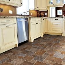 with proper surface preparation vinyl flooring can be installed over any standard underlayment concrete old ceramic tile wood or non cushioned vinyl