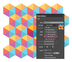 How To Make Pattern In Illustrator Impressive Creating Geometric Patterns In Illustrator Veerle's Blog 4848