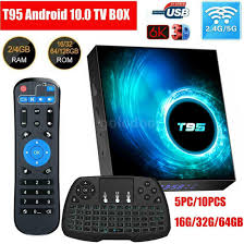 Brave Ant Arabic TV Box IPTV Android Streamer Channels Receiver for sale  online