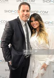 Marc Ashley and Loren Ridinger attend the 2014 Market America ...
