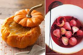 View top rated creative thanksgiving desserts recipes with ratings and reviews. Creative Thanksgiving Menu At Home With Kim Vallee