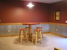 corrugated steel wainscoting best of corrugated metal bathroom ideas google search