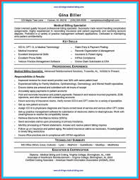 Billing Specialist Job Description Resume Billing Coordinator Resume Memo Example Medical And Coding 67