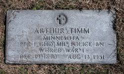 Arthur Timm (1890-1951) - Find A Grave Memorial