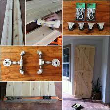 diy bypass barn door hardware. Tutorial Collage Diy Bypass Barn Door Hardware I