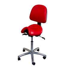 narrow office chair bambach narrow saddle seat best deals australia