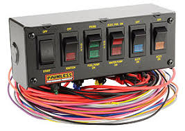 painless wiring 50302 race car 6 switch panel thmotorsports painless wiring cj7 Painless Wiring #34