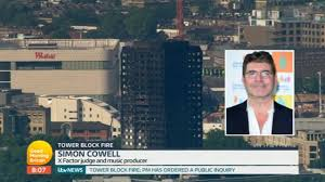 Simon Cowell s star studded Grenfell Tower charity single Bridge.