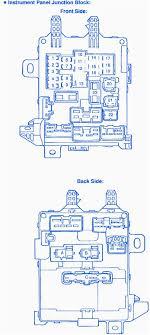 2001 toyota corolla wiring diagram 2001 toyota corolla wiring 2007 toyota corolla fuse box location at 2005 Corolla Fuse Box Diagram
