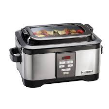 hamilton beach professional sous vide and slow cooker rc willey furniture
