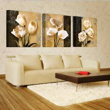 Painting Of Living Room New Luxury 3 Pics Brown Orchid Modern Art Deco Mural Painting The