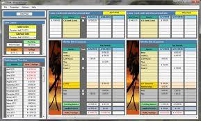 Personal Budgeting Freeware Tzisoft Personal Budget