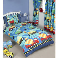 childrens bedding sets twin boy duvet covers twin childrens duvet covers twin blue construction time boys